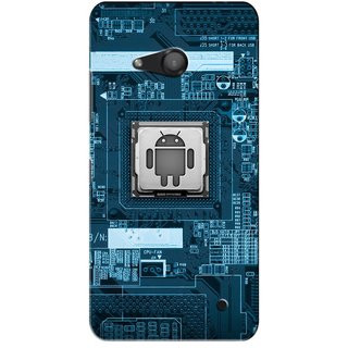 Snooky Digital Print Hard Back Case Cover For Microsoft Lumia 550