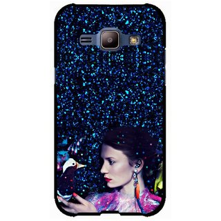 Snooky Designer Print Hard Back Case Cover For Samsung Galaxy J1
