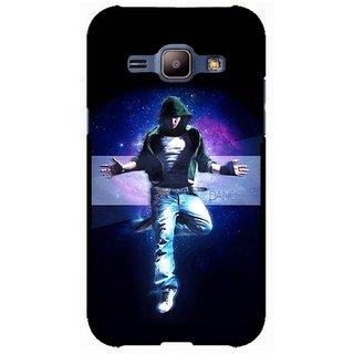 Snooky Designer Print Hard Back Case Cover For Samsung Galaxy J1