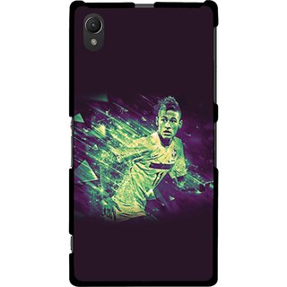 Snooky Designer Print Hard Back Case Cover For Sony Xperia Z1