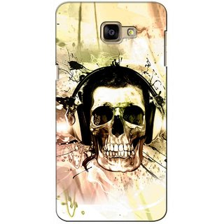 Snooky Digital Print Hard Back Case Cover For Samsung Galaxy A9