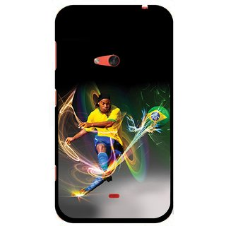 Snooky Designer Print Hard Back Case Cover For Nokia Lumia 625