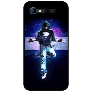 Snooky Designer Print Hard Back Case Cover For Intex Aqua Y2 Pro