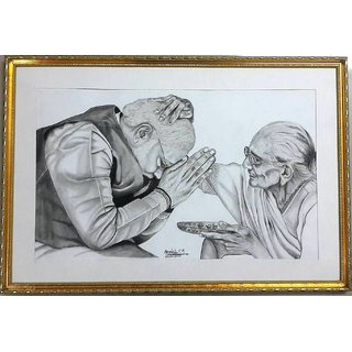 Attractive Charcoal Drawings to gift your special ones