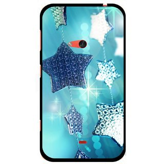 Snooky Designer Print Hard Back Case Cover For Nokia Lumia 625