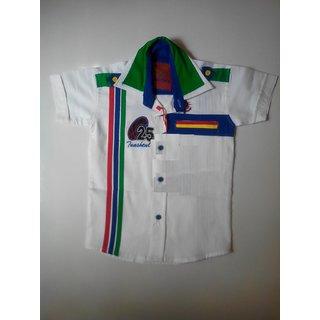 Kids Stylish Cotton Shirt