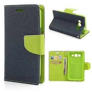 sony xperia M2 flipcover blue