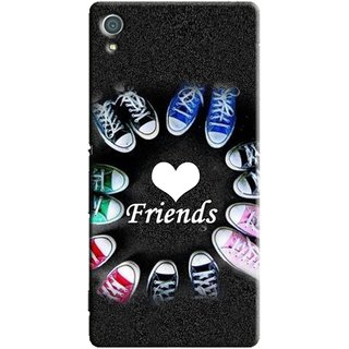 Snooky Digital Print Hard Back Case Cover For Sony Xperia Z4
