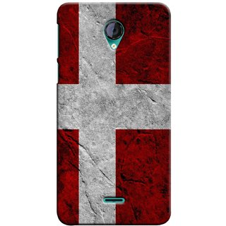 Snooky Digital Print Hard Back Case Cover For Micromax Unite 2 A106