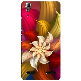 Snooky Digital Print Hard Back Case Cover For Lenovo A6000