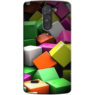 Snooky Digital Print Hard Back Case Cover For LG G3 Stylus