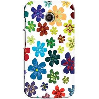 Snooky Digital Print Hard Back Case Cover For Motorola Moto E