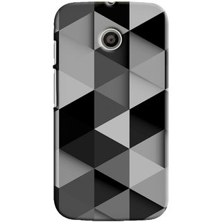Snooky Digital Print Hard Back Case Cover For Motorola Moto E