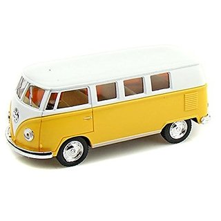 Volkswagen Classical Bus 1962 Scale 1:32 - Yellow & White
