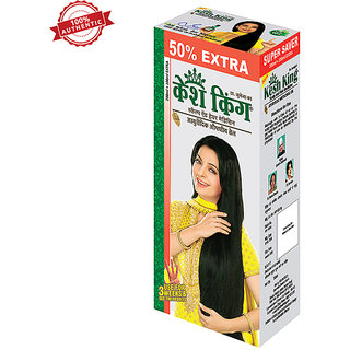 Kesh King Scalp  Hair Medicine - Ayurvedic Medicinal Oil 200ml + 100 Ml Free