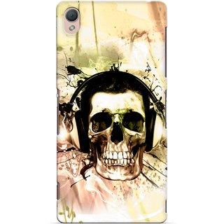 Snooky Digital Print Hard Back Case Cover For Sony Xperia Z3