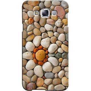 Snooky Digital Print Hard Back Case Cover For Samsung Galaxy E7