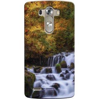 Snooky Digital Print Hard Back Case Cover For LG G3