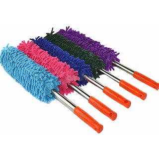 Microfiber Long Handel Color Duster 1pc