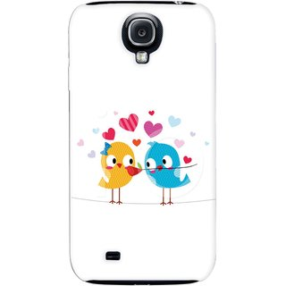 Snooky Digital Print Hard Back Case Cover For Samsung Galaxy S4