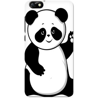 Snooky Digital Print Hard Back Case Cover For Huawei Honor 4X