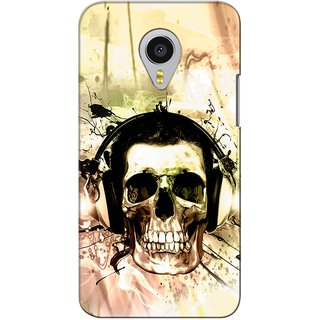 Snooky Digital Print Hard Back Case Cover For Meizu MX4 Pro