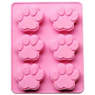 Futaba Dog Paw Silicone Mold