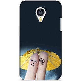 Snooky Digital Print Hard Back Case Cover For Meizu MX4