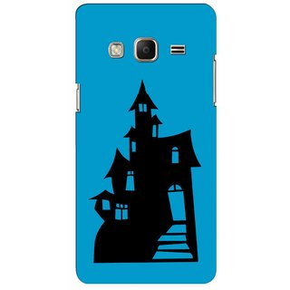 Snooky Digital Print Hard Back Case Cover For Samsung Z3