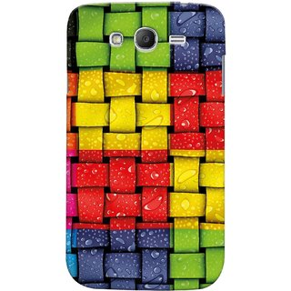 Snooky Digital Print Hard Back Case Cover For Samsung Galaxy Grand 2