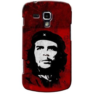 Snooky Digital Print Hard Back Case Cover For Samsung Galaxy S Duos S7562