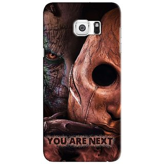 Snooky Digital Print Hard Back Case Cover For Samsung Galaxy S6 Edge Plus