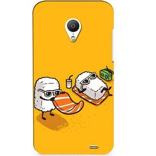 Snooky Digital Print Hard Back Case Cover For Meizu MX3