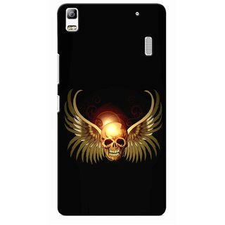Snooky Digital Print Hard Back Case Cover For Lenovo A7000