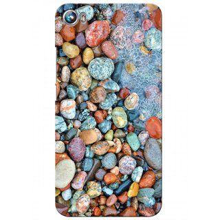 Snooky Digital Print Hard Back Case Cover For Micromax Canvas Fire 4 A107