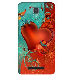 Snooky Digital Print Hard Back Case Cover For Lenovo A1900