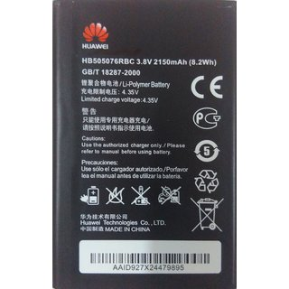 HB505076RBC Replacement Battery 2150mAh For Huawei Ascend A199 G710 G610 G610S