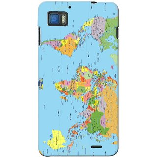 Snooky Digital Print Hard Back Case Cover For Lenovo K860