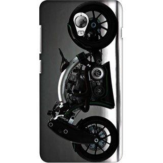 Snooky Digital Print Hard Back Case Cover For Lenovo Vibe P1