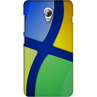 Snooky Digital Print Hard Back Case Cover For Lenovo Vibe P1