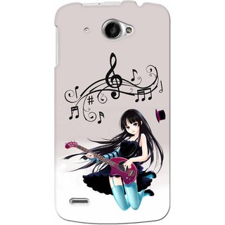 Snooky Digital Print Hard Back Case Cover For Lenovo S920