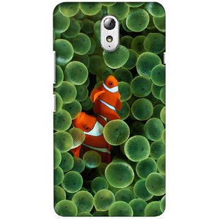 Snooky Digital Print Hard Back Case Cover For Lenovo Vibe P1m