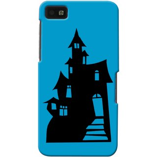Snooky Digital Print Hard Back Case Cover For BlackBerry Z10