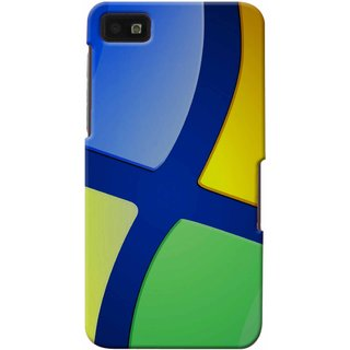 Snooky Digital Print Hard Back Case Cover For BlackBerry Z10