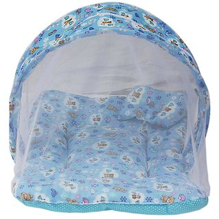 Chhote Janab Baby Bedding Set With Mosquito Net