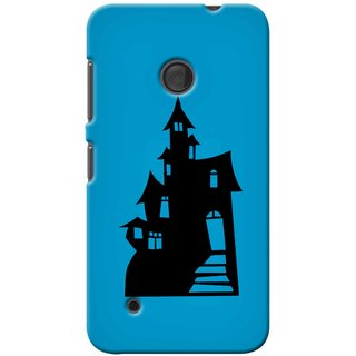 Snooky Digital Print Hard Back Case Cover For Nokia Lumia 530