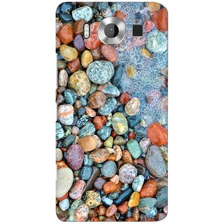 Snooky Digital Print Hard Back Case Cover For Microsoft Lumia 950