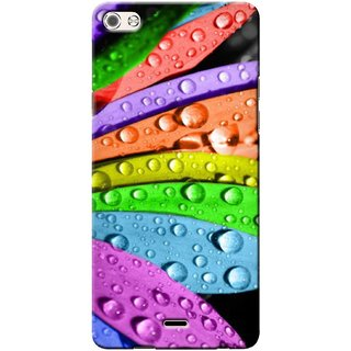 Snooky Digital Print Hard Back Case Cover For Micromax Canvas 5 Q450