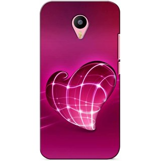 Snooky Digital Print Hard Back Case Cover For Meizu m2 note