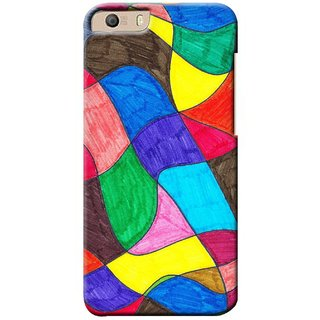 Snooky Digital Print Hard Back Case Cover For Micromax Canvas Knight 2 E471